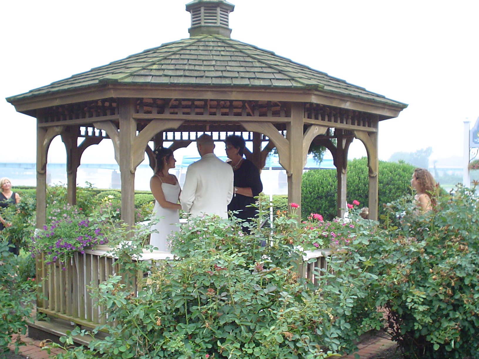 Weddings In Rehoboth By Reverend Sharon Marquart